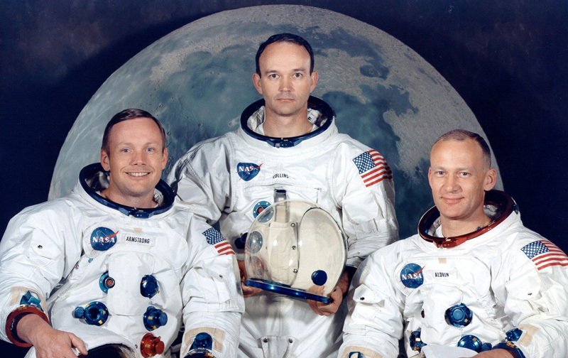 apollo 11 armstron collins aldrin