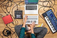 Audio-Computer