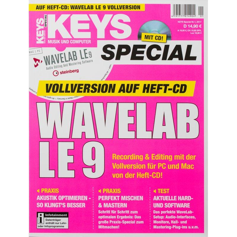 WaveLab LE 9