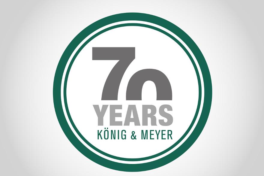 70 Jahre König & Meyer