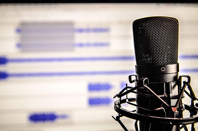 Vocal-Recording