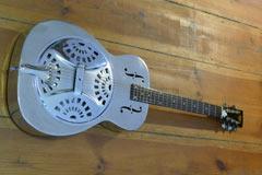 Dobro-Resonator-Gitarre