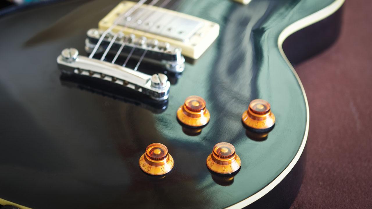 E-Gitarrenaufnahme Aufmacher