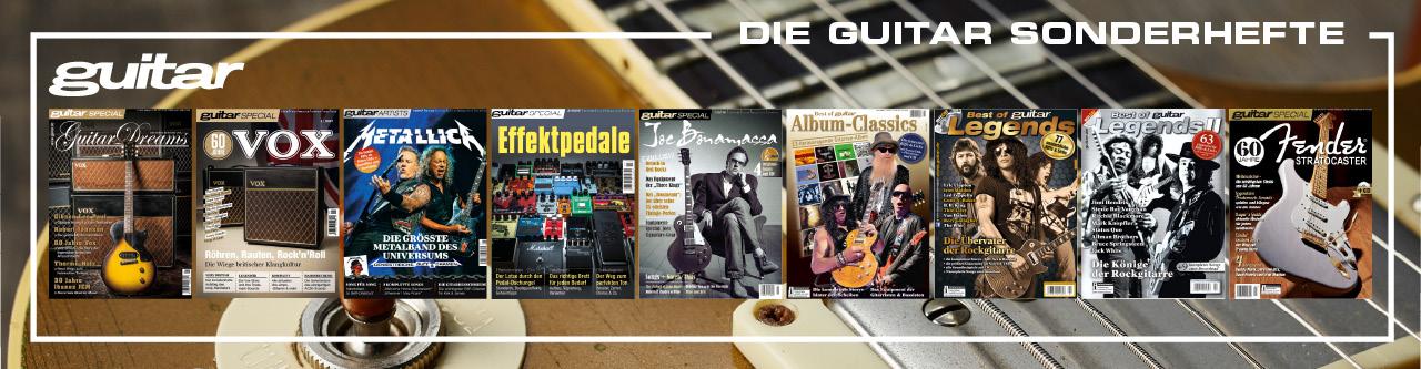 guitar Sonderhefte