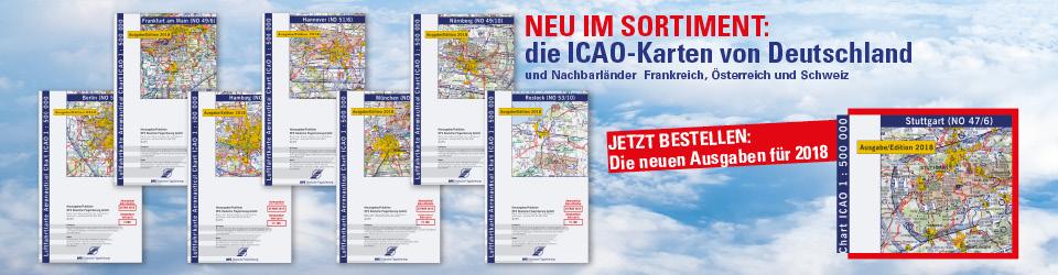 ICAO Karten