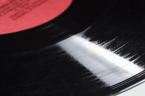 Schallplatte