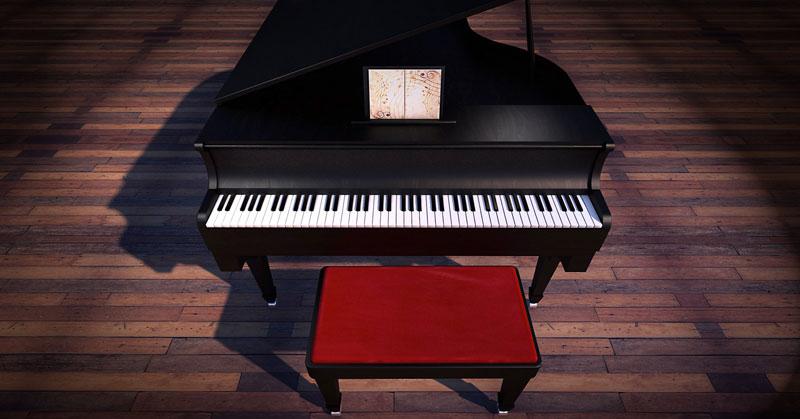 Piano Realismus Aufmacherbild
