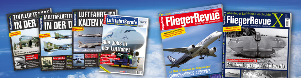 Magazine Luftfahrt
