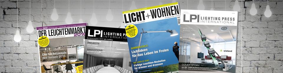 Magazine Licht
