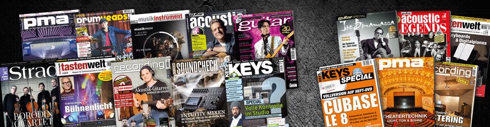 Magazine Musik