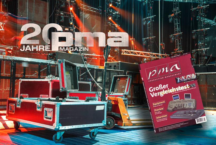 20 Jahre pma-Magazin
