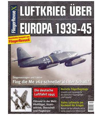 fliegerrevue x luftkrieg 1939-45 titel