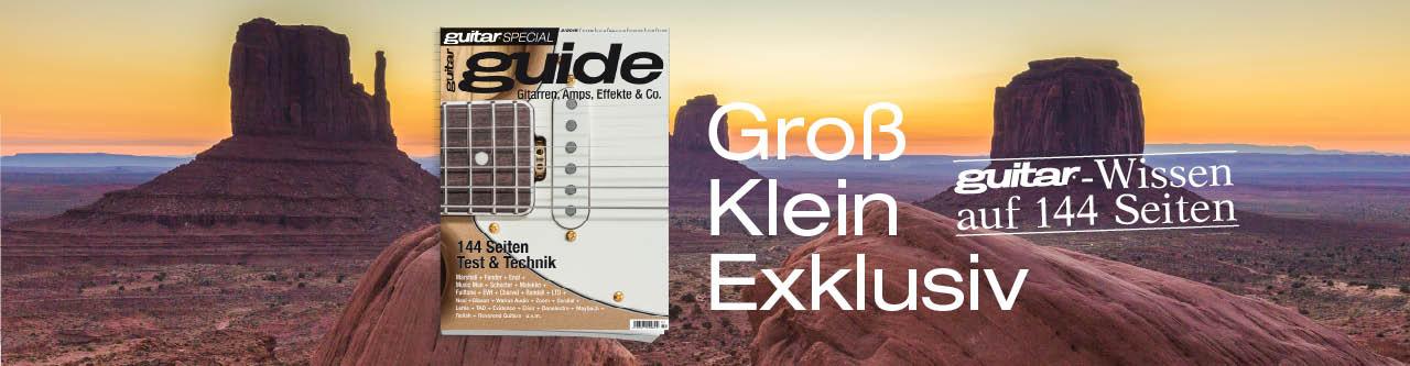 guitar guide 2018