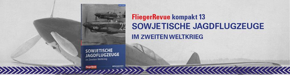 Sowjetische Jagdflugzeuge